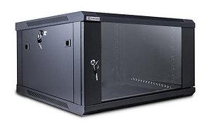 Шкаф настенный BIGGER WMU3B-60045006 19'' 6U