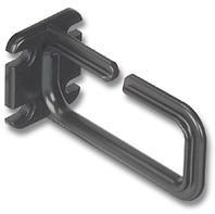 Siemon S143 Держатель кабеля (кольцо для кабельного организатора) 44 мм х 38 мм х 89 мм (ВхШхГ)