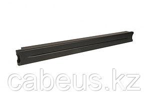 Siemon PNL-TBLNK010-1S SNAPFIT Тепловая панель-заглушка ,1U, черная (10 шт. в упаковке)