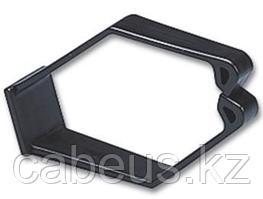 Siemon RS-CH Кабельные кольца- органайзеры поворотной фиксации для стоек RS-07 , черные