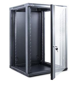 Шкаф настенный BIGGER WMU3B-60060018 19'' 18U