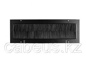 Siemon VP-T3 Кабельный щеточный ввод ,127мм x 144мм, для центрального отверстия ввода кабеля в верхней панели