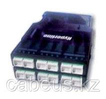 Hyperline PPTR-CSS-1-6xDLC-SM/GN-BL Кассета для оптических претерминированных решений, 6 дуплексных портов