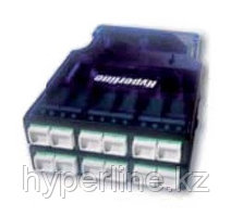 Hyperline PPTR-CSS-1-6xDLC-SM/BL-BL Кассета для оптических претерминированных решений, 6 дуплексных портов