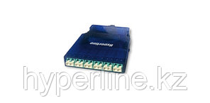 Hyperline PPTR-CSS-1-6xDLC-MM/AQ-BL Кассета для оптических претерминированных решений, 6 дуплексных портов