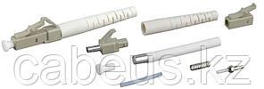Hyperline LC-MM-3 Разъем клеевой LC, MM(для многомодового кабеля), 3 мм, (белый)