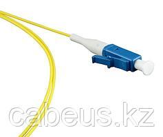 Hyperline FPT-B9-9-LC/UR-1M-LSZH-YL (FPT9-9-LC-UPC-1M) Пигтейл волоконно-оптический SM 9/125 (OS2), LC/UPC, 1