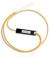 Hyperline FO-SPL-1x2-E11-3.0-3M Сплиттер (разветвитель, ответвитель) оптический 1х2, одномод., равномерный