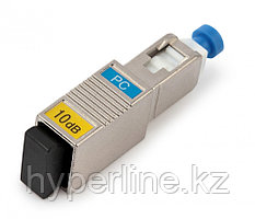 Hyperline ATT-SC-SC-PC-10dB Аттенюатор волоконно-оптический SC-SC, UPC, 10dB