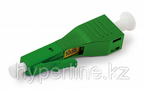 Hyperline ATT-LC-LC-APC-10dB Аттенюатор волоконно-оптический LC-LC, APC, 10dB