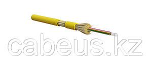 Hyperline FO-DT-IN-9S-16-LSZH-YL Кабель волоконно-оптический 9/125 (SMF-28 Ultra) одномодовый, 16 волокон, плотное буферное покрытие (tight buffer),