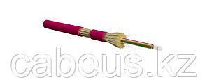Hyperline FO-DT-IN-504-16-LSZH-MG Кабель волоконно-оптический 50/125 (OM4) многомодовый, 16 волокон, плотное