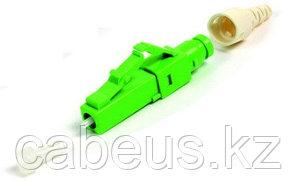 Siemon FC1-LB-LCA-9GR LightBow Коннектор LC/APC simplex с заводской полировкой для полевой заделки, для