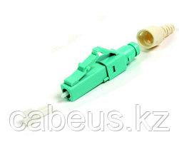 Siemon FC1-LB-LC5-9AQ LightBow Коннектор LC simplex с заводской полировкой для полевой заделки, для