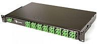 Siemon FSR-216SCASCA01 Оптическая сплиттерная панель в стойку , 2X16 INPUT/OUTPUT, SC/APC