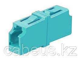 PANDUIT FASSLCZAQ-L Оптический проходной адаптер LC, MM 10Gig™ OM3/OM4 , simplex, корпус пластиковый, RoHS,