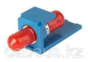 PANDUIT CMSTZBU Модуль Mini-Com® одномодовым симплекс SТ адаптер (синий)