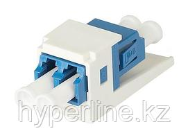 PANDUIT CMDSLCZAW Модуль Mini-Com® одномодовый дуплекс LC адаптер (белый)