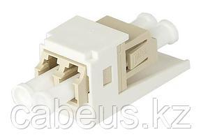 PANDUIT CMDSLCAW Модуль Mini-Com® многомодовый дуплекс LC адаптер (белый)