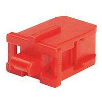 PANDUIT PSL-SCBD Блокирующее устройство для дуплесных адаптеров SC, в комплект входят 10 блоков (цвет красный)