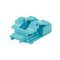 PANDUIT PSL-LCAB-AQ Блокирующее устройство для дуплесных адаптеров LC, в комплект входят 10 блоков (цвет аква)