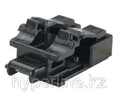 PANDUIT PSL-LCAB-BL Блокирующее устройство для дуплесных адаптеров LC, в комплект входят 10 блоков (цвет