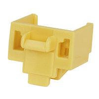 PANDUIT PSL-DCJB-YL Блокирующее устройство для разъемов RJ-45, в комплект входят 10 блоков (цвет желтый) и 1
