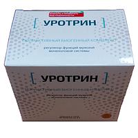 Препарат Уротрин для мужчин (полиактивный биогенный комплекс)