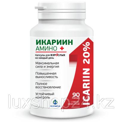 Икариин Амино препарат для повышения тестостерона