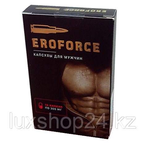 Капсулы для мужчин EroForce (ЭроФорс)