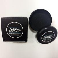 Carbon Coconut - порошок из кокосового угля для очистки и отбеливания зубов