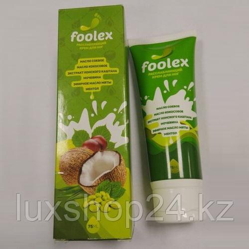Крем от трещин на пятках Foolex (Фулекс)