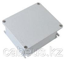 DKC / ДКС 65302 Коробка ответвительная алюминиевая окрашенная,IP66, RAL9006, 154х129х58мм