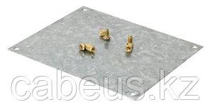 DKC / ДКС 653011 Монтажная пластина из оцинк. стали 122х82 мм, для коробок 128х103 мм