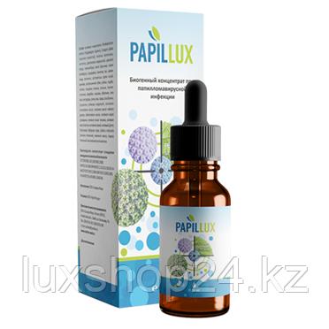 Концентрат Papillux (Папилюкс) от папиллома-вирусной инфекции - фото 1