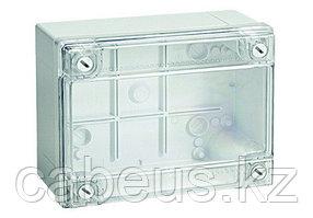 DKC / ДКС 54120 Коробка ответвительная с гладкими стенкамии и низкой прозрачной крышкой, номинально