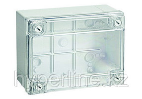 DKC / ДКС 54320 Коробка ответвительная с гладкими стенкамии и низкой прозрачной крышкой, номинально