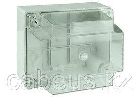 DKC / ДКС 54140 Коробка ответвительная с гладкими стенкамии и высокой прозрачной крышкой, номинально