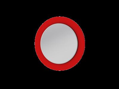 Зеркало красное Botticelli Vanessa VNM-80 - фото 1