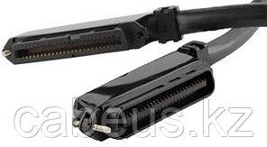 Hyperline PC-TELCO-M9F9-B/B-3M-LSZH-BK Патч-корд TELCO(папа/90, тип B) - TELCO(мама/90, тип B), категория 3,