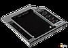 """Second HDD Caddy 9.5mm , адаптер для 2,5"""" HDD/SSD в слот 9.5мм CD/DVD привода"""