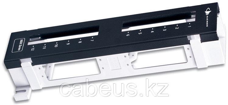 Siemon MX-89D-12 Панель на 12-ть MAX модулей с установочной площадкой S89D