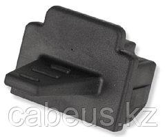 Siemon Z-BL-01 Z-MAX Заглушка панельная, черная (10 шт.)