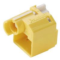 PANDUIT PSL-DCPLX-YL Блокирующее устройство для портов RJ-45, в комплект входят 10 блоков (цвет желтый) и 1