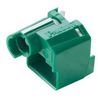 PANDUIT PSL-DCPLX-GR Блокирующее устройство для портов RJ-45, в комплект входят 10 блоков (цвет зеленый) и 1