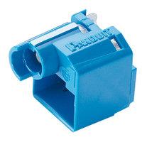 PANDUIT PSL-DCPLX-BU Блокирующее устройство для портов RJ-45, в комплект входят 10 блоков (цвет синий) и 1