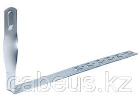 DKC / ДКС ND2208CU Скрученный держатель под черепицу, 450 мм, медь