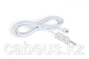 Hyperline KR-CABLE-6P4C Шнур тестовый 4-х контактный, 6P4C