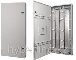 Hyperline KR-INBOX-800-MNK Коробка распределительная на 800 пар, 1100x500x150 мм, стальной корпус, IP 30