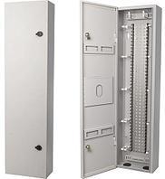 Hyperline KR-INBOX-400-MNK Коробка распределительная на 400 пар, 1100x280x150 мм, стальной корпус, IP 30